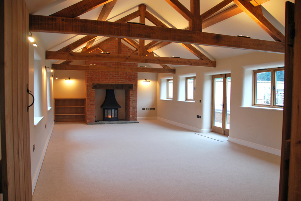 Shiel Developments barn conversion