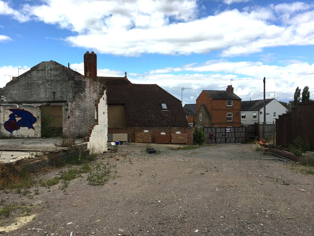 Taylors Yard, Newport Pagnell redevelopment