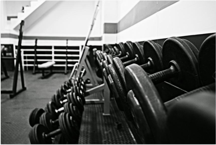 Source:https://pixabay.com/en/gym-academy-dumbbells-weight-1040985/