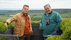 Chris Packham and Dr Mark Avery (copyright Chris Packham 2016)