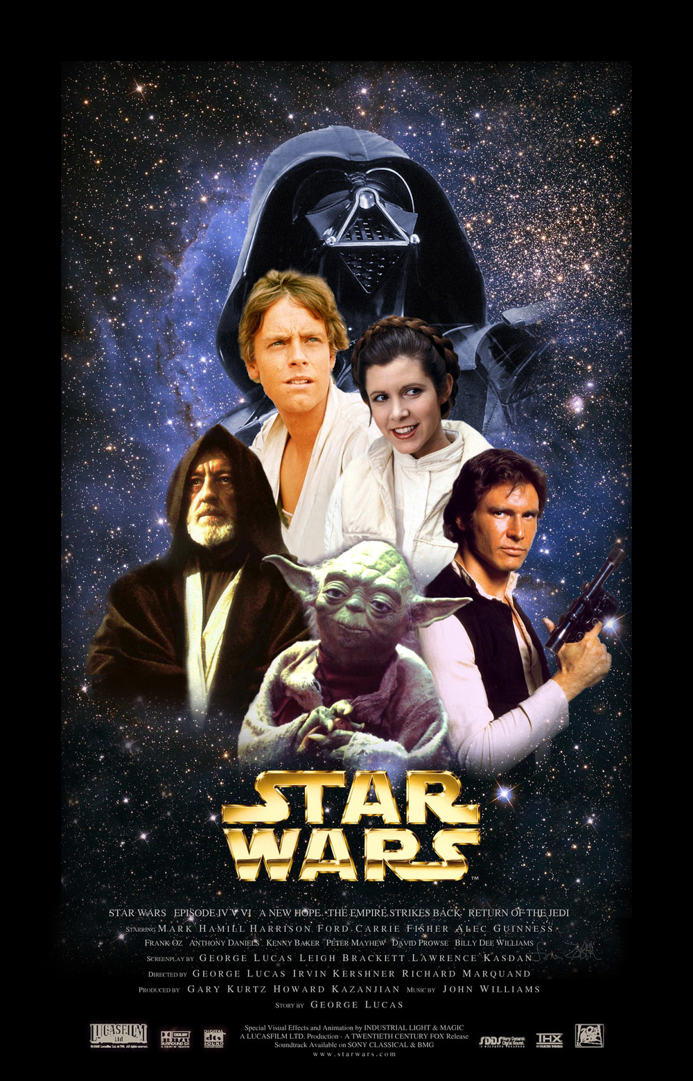 The Star Wars Movies