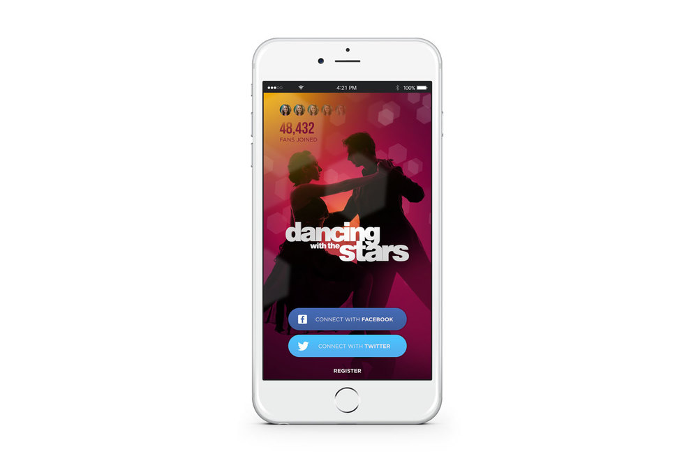 Monterosa BBC Worldwide & Dancing With The Stars App