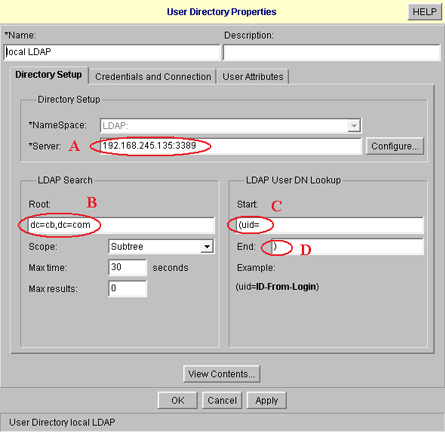 How SiteMinder Interacts with LDAP — CoreBlox