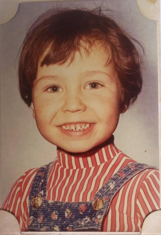 Damals war ich noch klein und niedlich. Jetzt bin ich nur noch niedlich ;)
