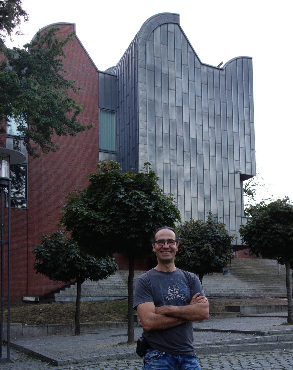 Wise Guys Eddi Philharmonie Köln September 2016.jpg