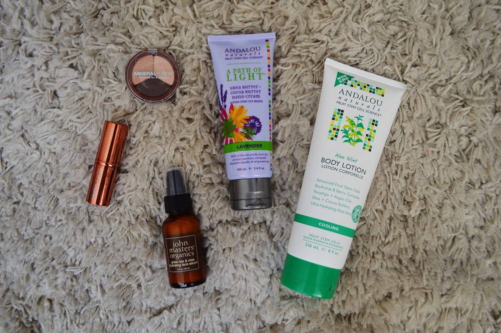 Whole Foods Haul ft. John Masters Organics, Mineral Fusion, + More