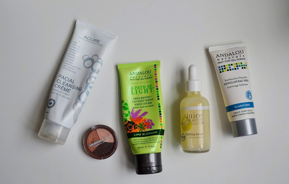 August Beauty Favourites: Mineral Fusion, Juice Beauty, + More