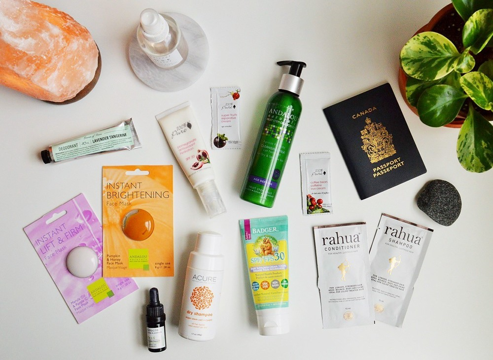 What's In My Travel Beauty Bag?