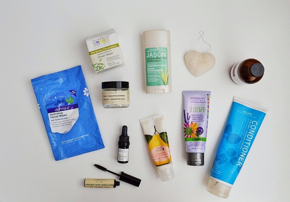 Empties 18: Leaves of Trees, Aura Cacia, + More