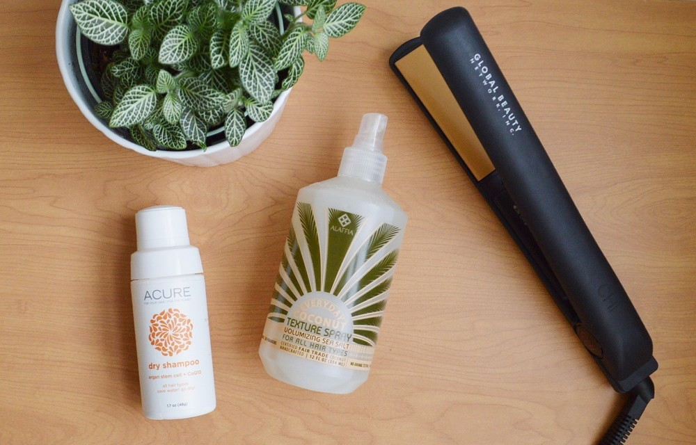 My Hair Care + Styling Routine