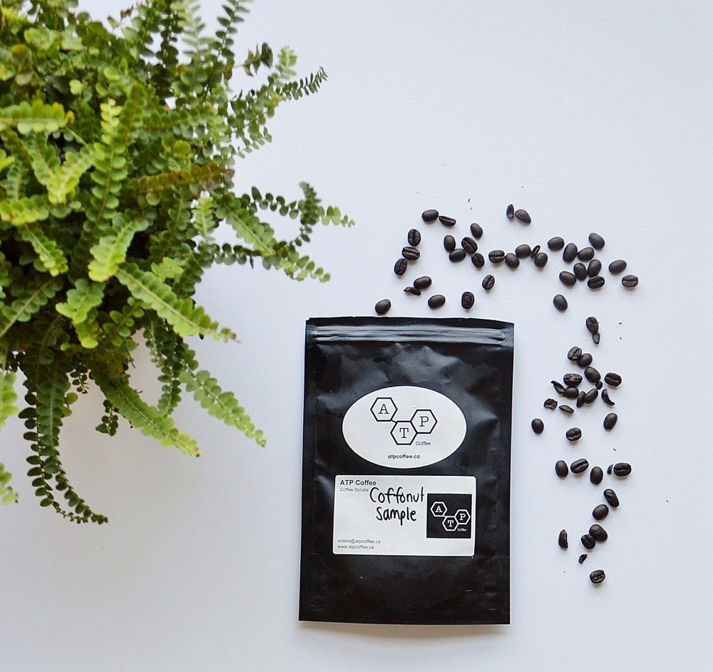 ATP Coffonut Coffee Scrub Review