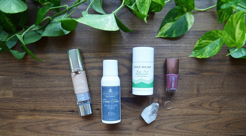 September Beauty Favourites: Ursa Major, Mineral Fusion, + More