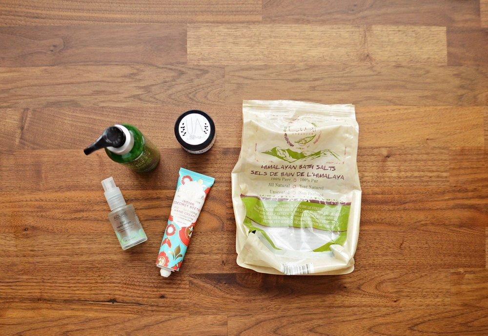 Empties #25: Urban Alchemist, Andalou Naturals, + More