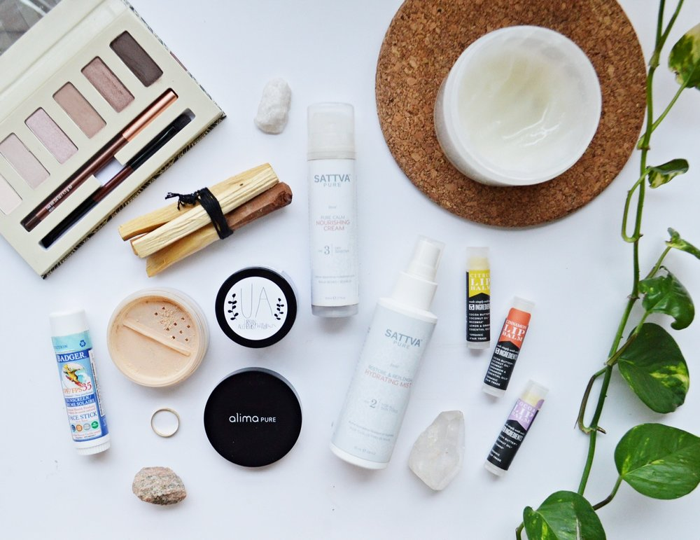 The 2016 Green Beauty Favourites