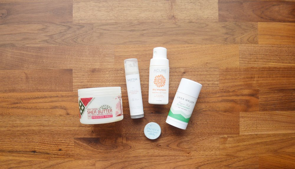 Empties #26: Ursa Major, Acure Organics, + More