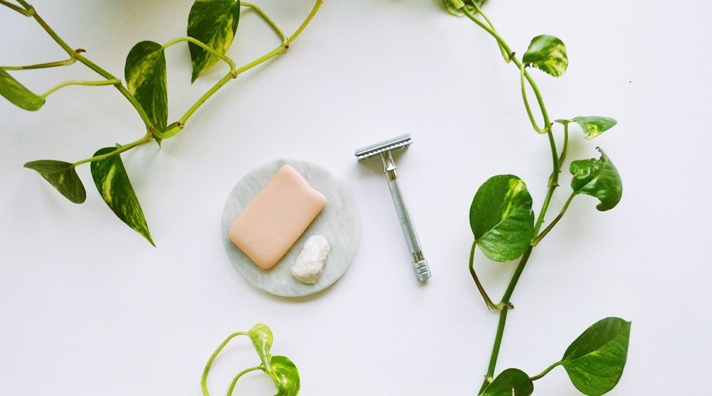 How to Create a Zero Waste Shaving Routine