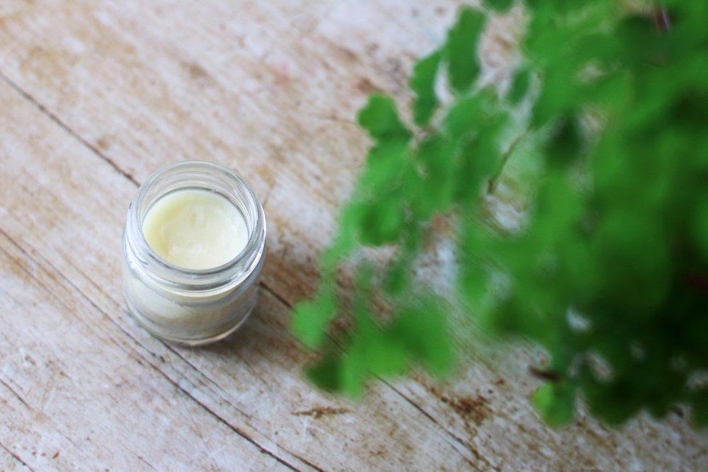 DIY 3 Ingredient Vegan Lip Balm