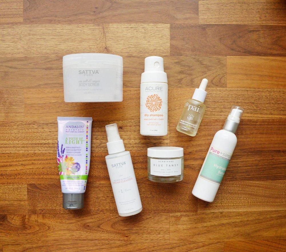 Empties #28: Pai Skincare, Sattva Pure, + More