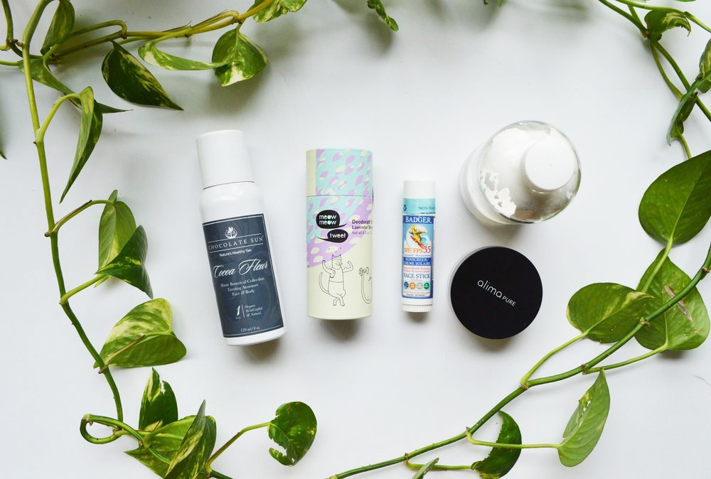 5 Green Beauty Picks for Summer