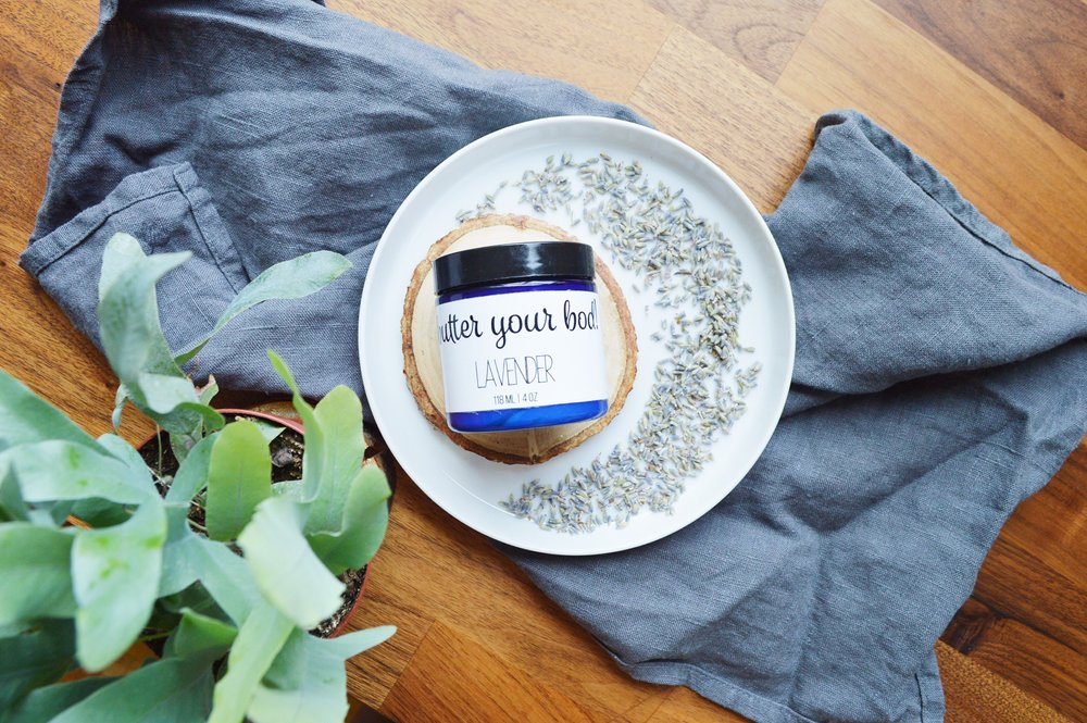 Urban Alchemist Lavender Body Butter Review