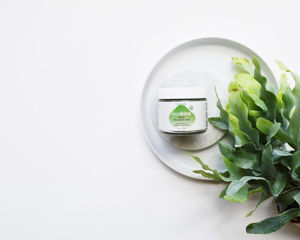 cocokind Organic Chlorophyll Mask Review
