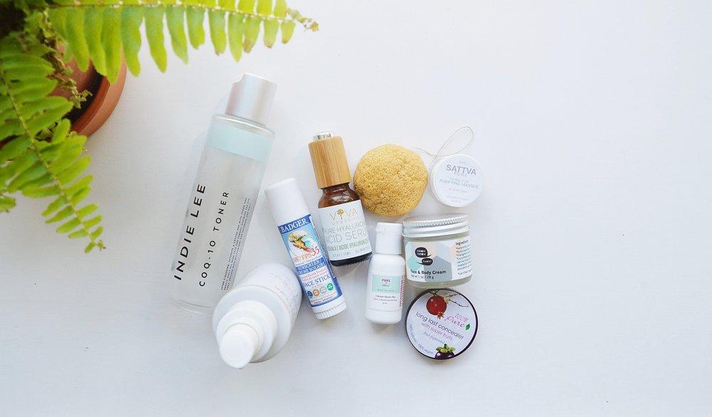 Empties #31 Skincare