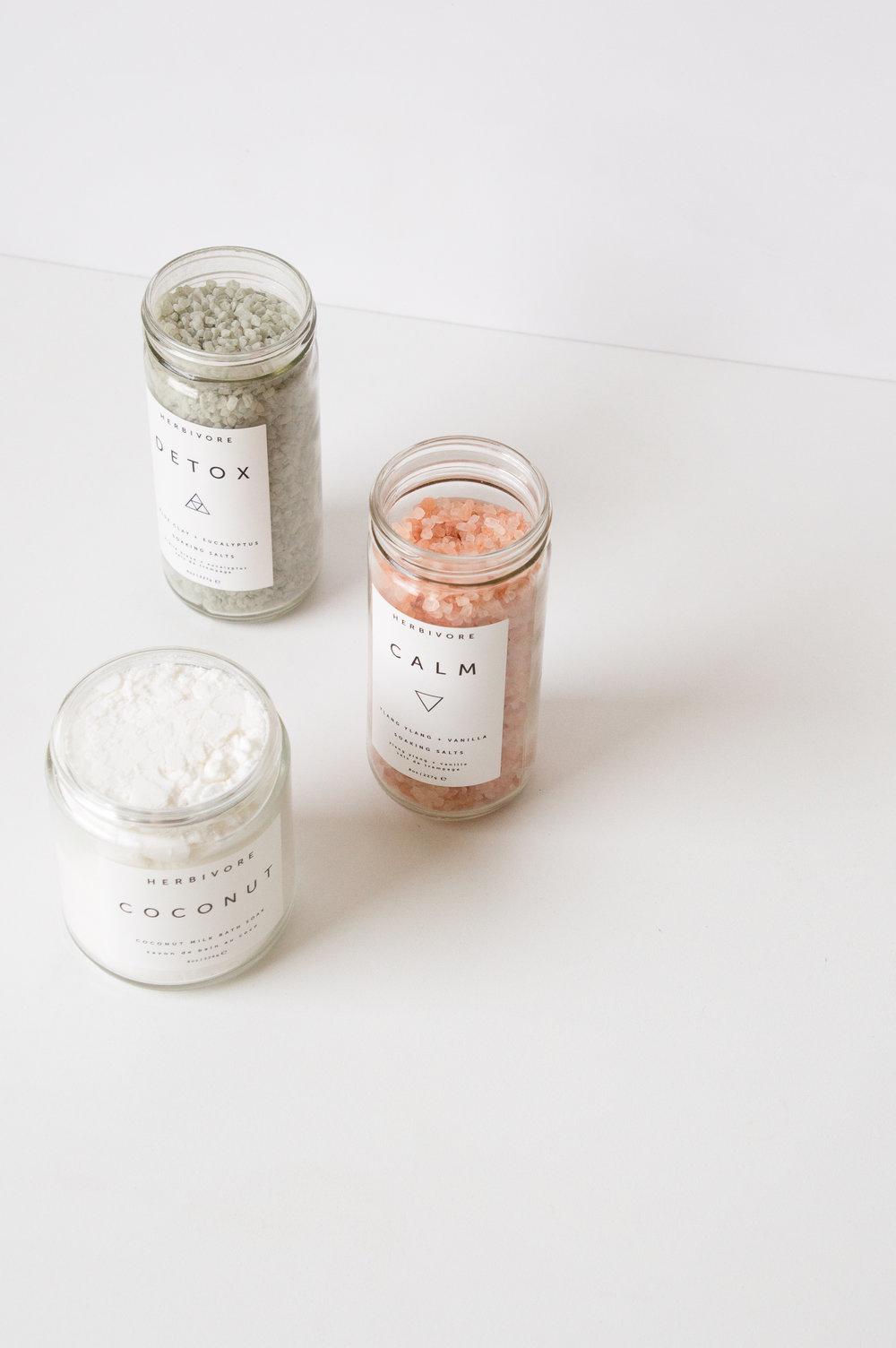 Herbivore Botanicals Bath Salts Review 1
