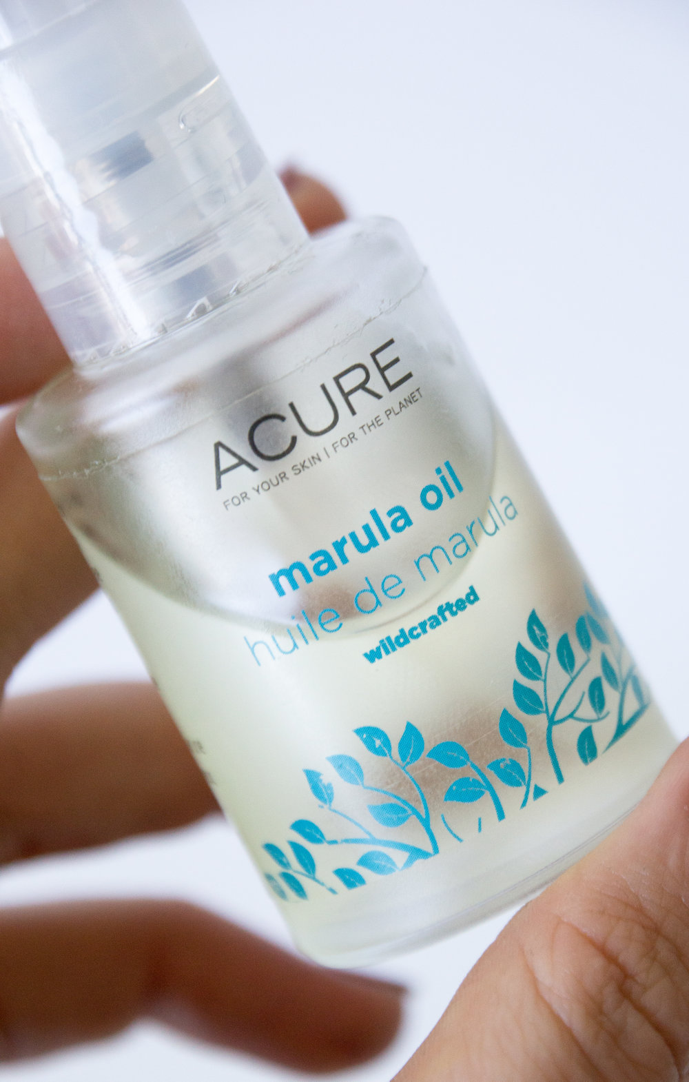 Acure Organics Marula Oil Review