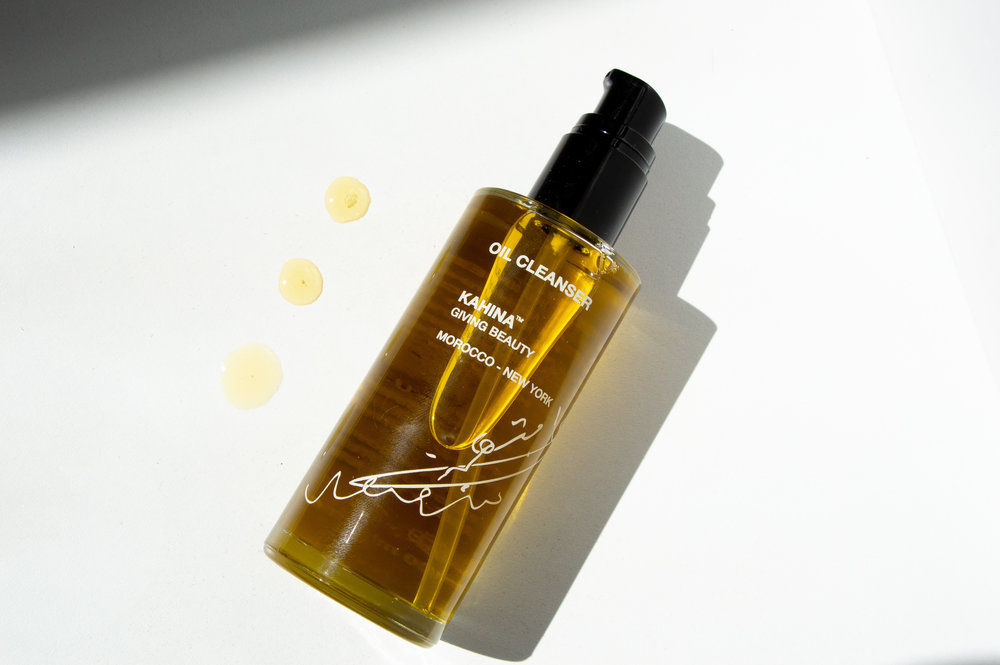 Kahina Giving Beauty Oil Cleanser Review 2