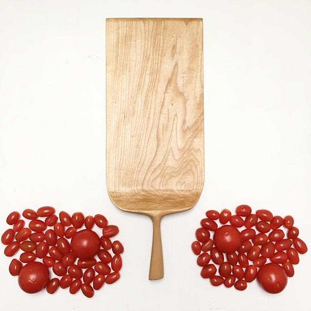 long maple board
