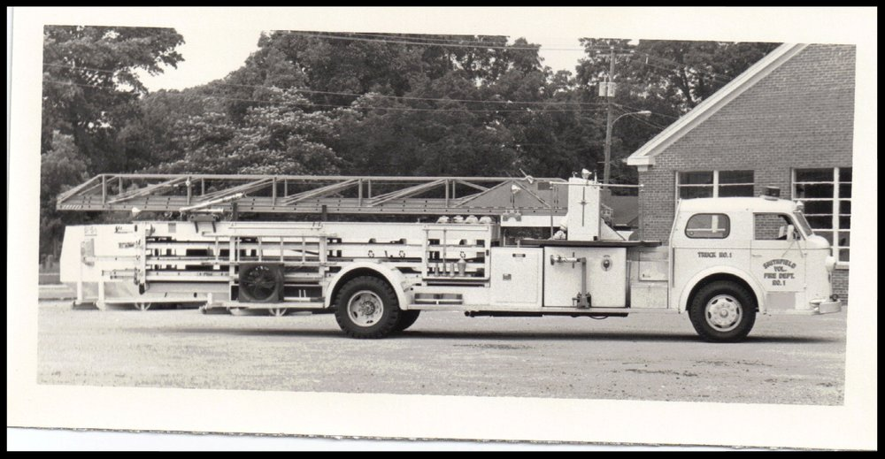 1949 American Lafrance In Service from  1980 - 1991.