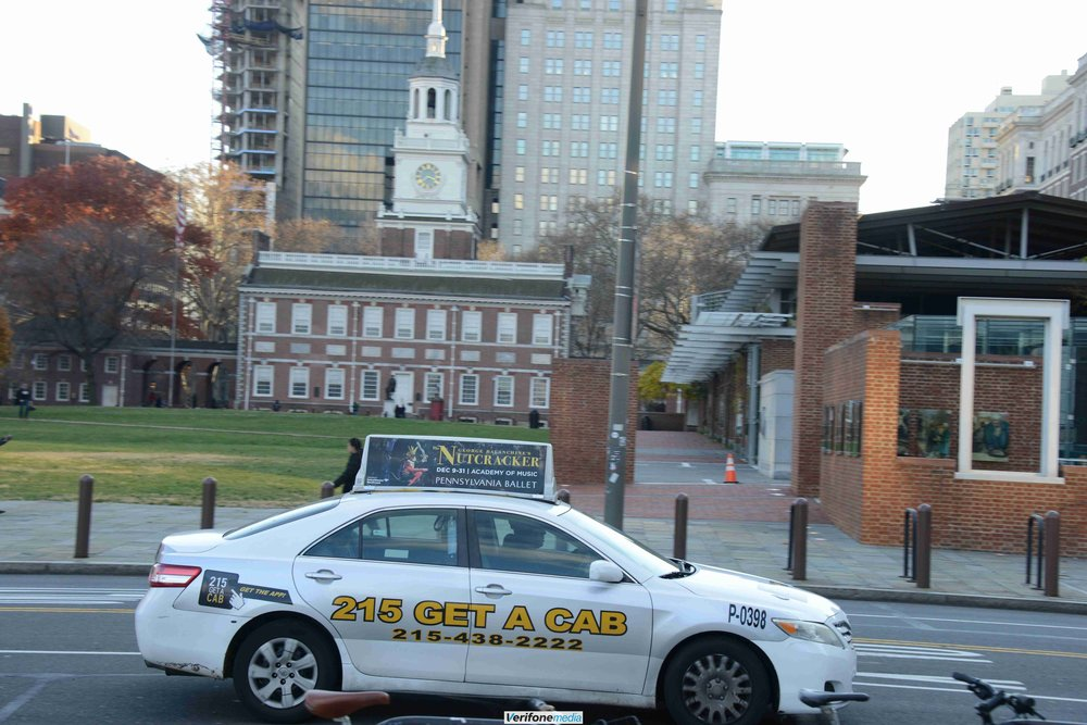 Taxi Topper, Philadelphia