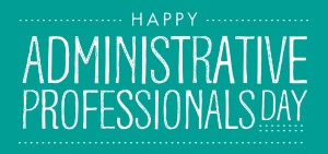 A Little Thank You. administrative assistants, Administrative Professionals' Day, business support, International Virtual Assistants Day, receptionists, secretaries, Virtual Assistant