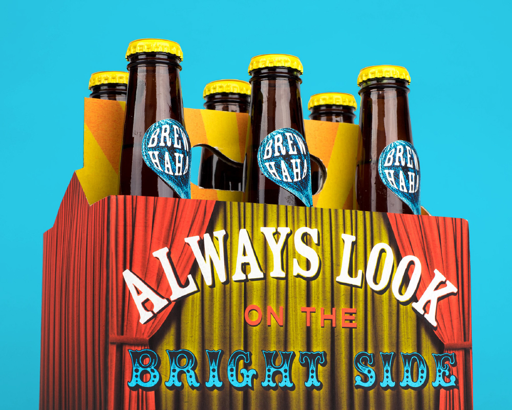 Brew Haha - \ Packaging