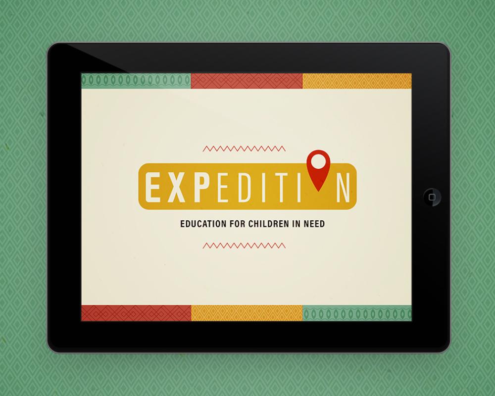 Expedition - \ Digital Publication & Website