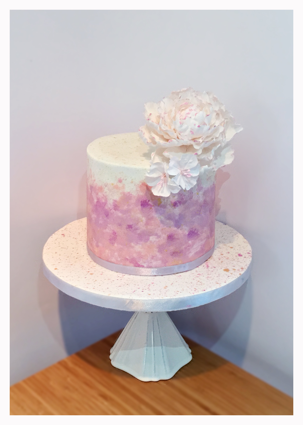 Hand Painted watercolor cake - Pink (PS).jpg