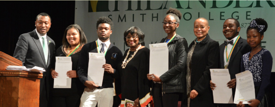 African American High School Honors Ceremony Philander Smith College