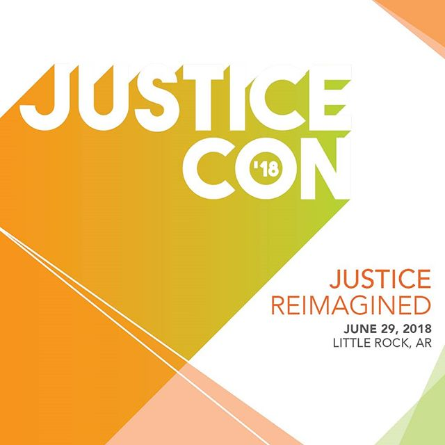 GET Woke. MAKE Change.  Calling all leaders, advocates, and agents of change! JusticrCon 2018 will empower and equip you in changing the world for the better.  RSVP link in bio!