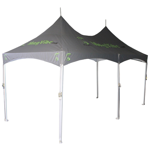 Pinnacle 10 x 20 Logo Canopy Tent — CatchAttention - Custom ...