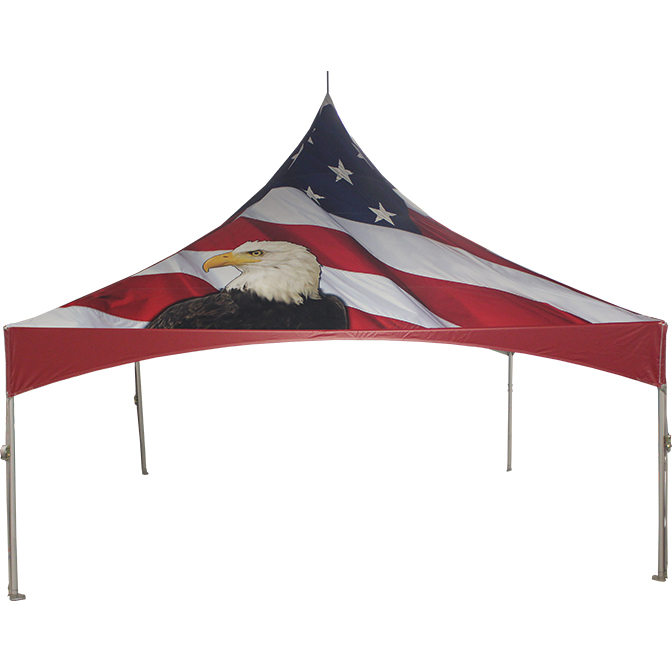 Photo Creditu0026nbsp; Peter Hellberg  sc 1 st  CatchAttention & Large Promotional Tents u2014 CatchAttention - Custom Promotional Products