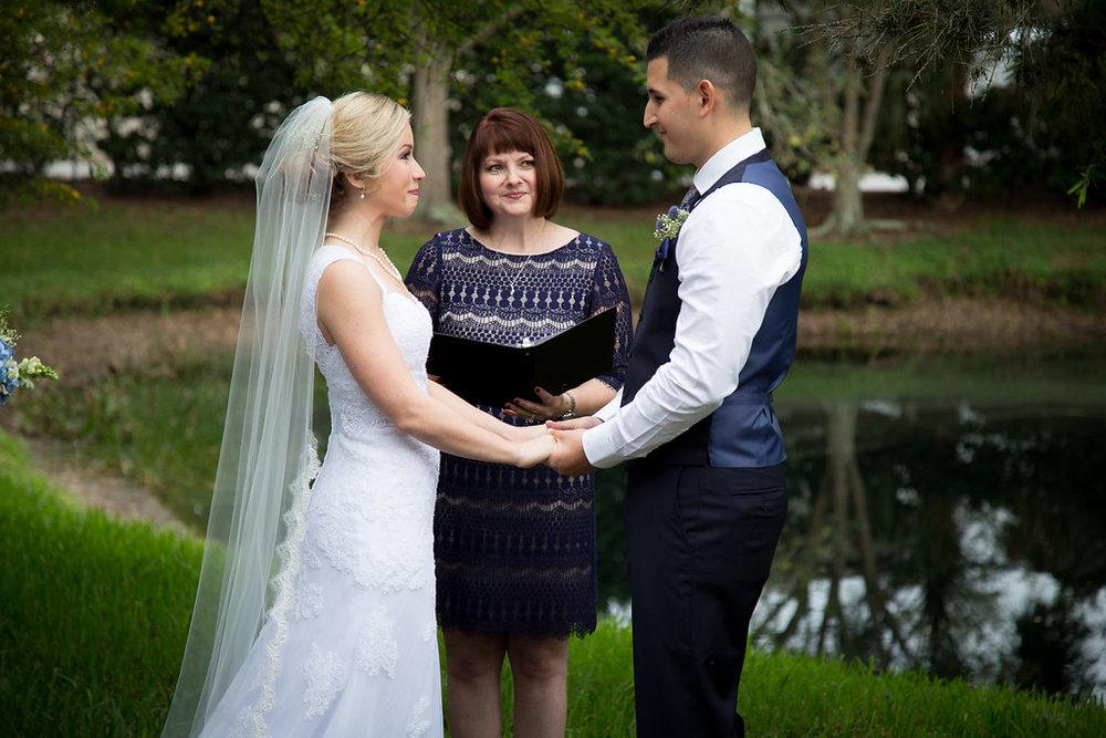 backyard wedding bradenton florida