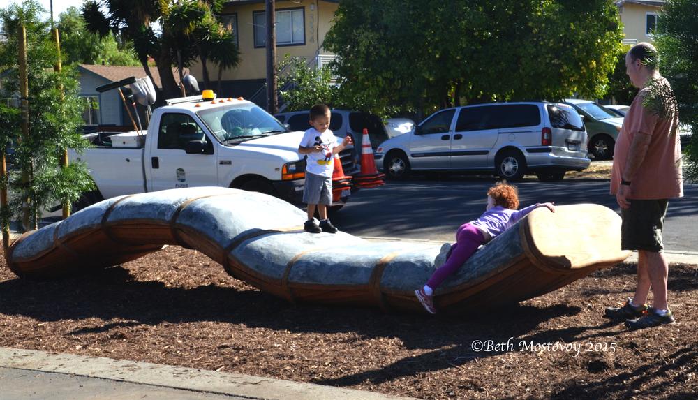 Mezes Park: Redwood City, CA