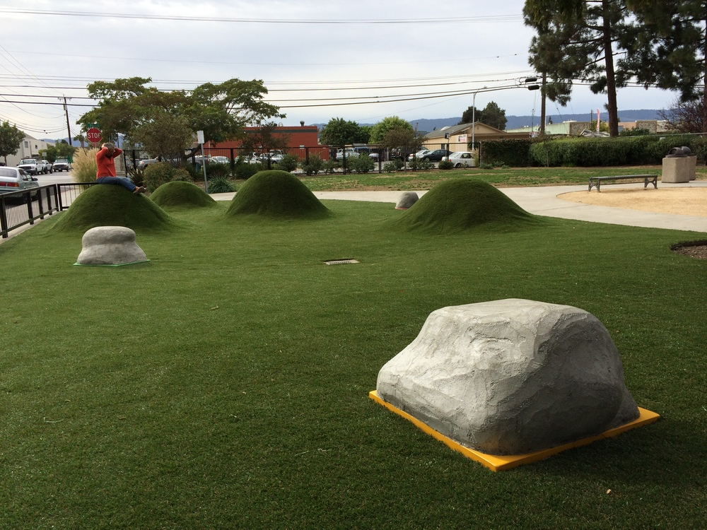 Andrew Spinas Park: Redwood City, CA