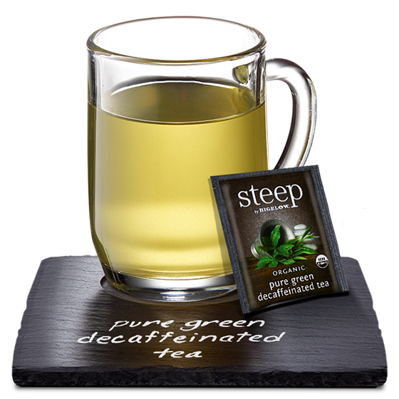 Pure Green Decaffeinated Tea