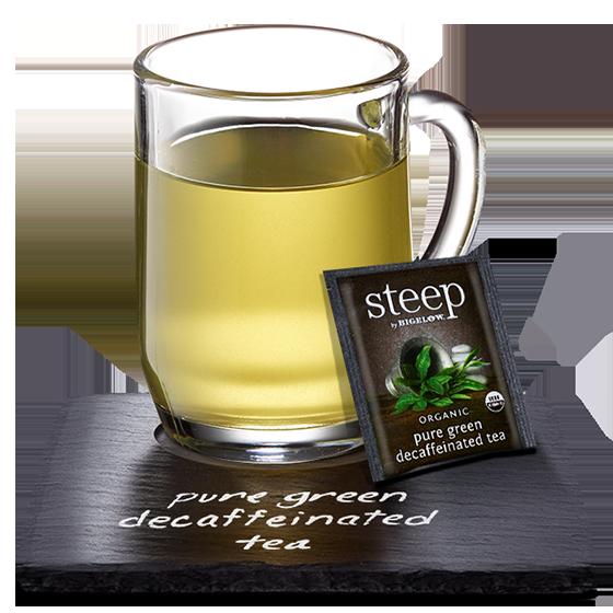 Pure Green Decaffeinated Tea