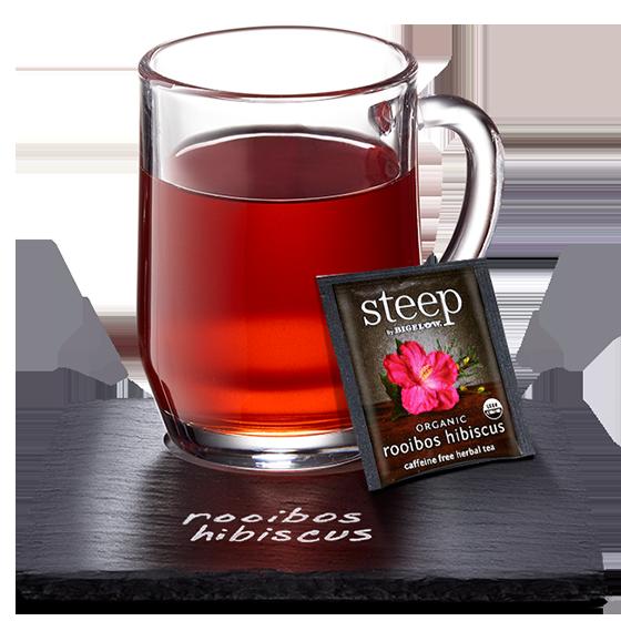 Rooibos Hibiscus Herbal Tea