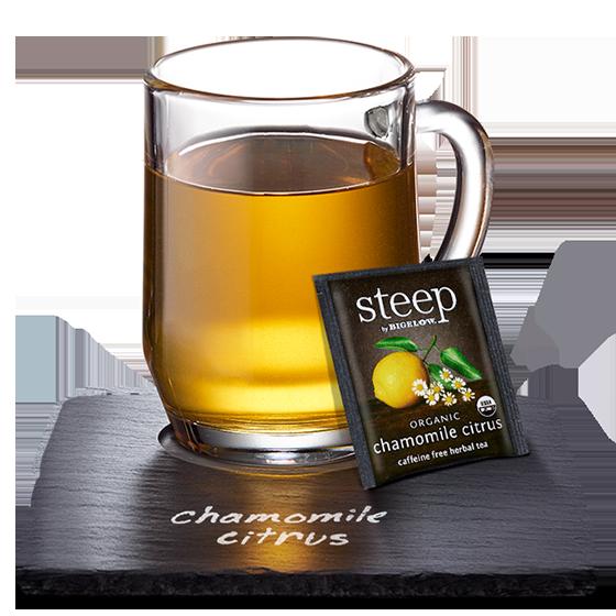 Chamomile Citrus Herbal Tea