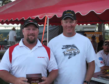 Third Place- Brian Regelin and Brett Vinzant