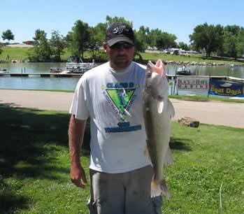A Sherman Big Fish!