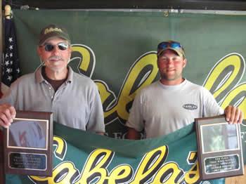 Jim Childers & Phil Codina 3rd Place